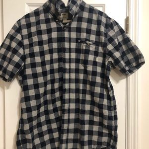 Vans Button Up